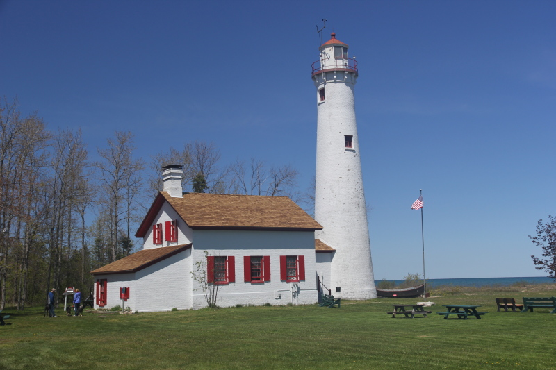 Sturgeon Point Lighthouse