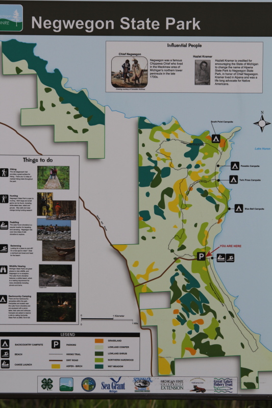 Park Map and info