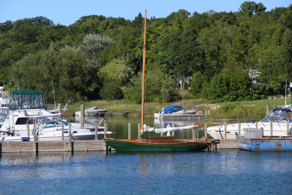 Just a pretty sailboat