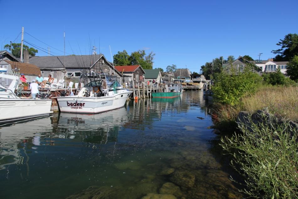 Leland, Michigan's Fishtown