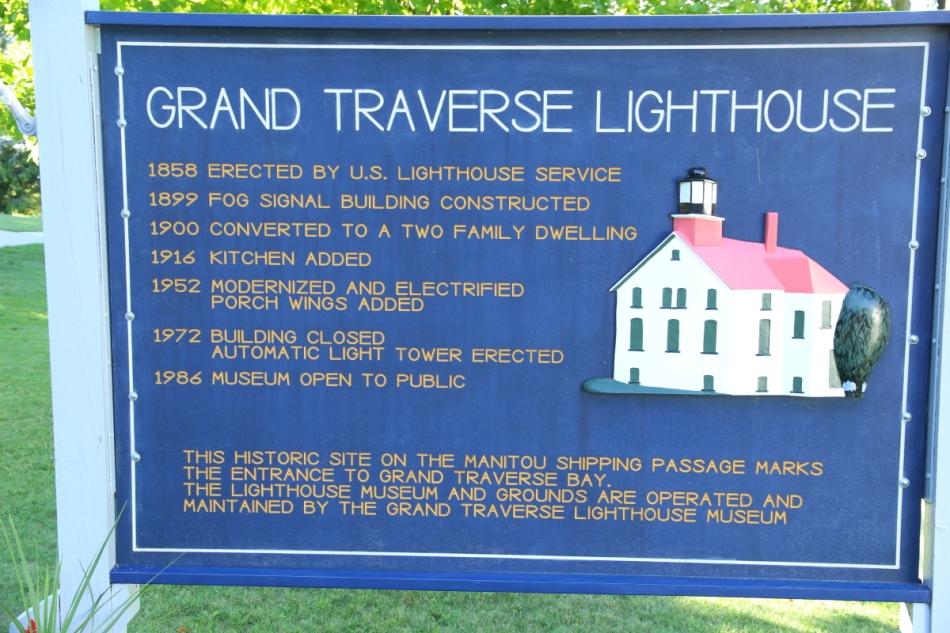 Grand Traverse Lighthouse info