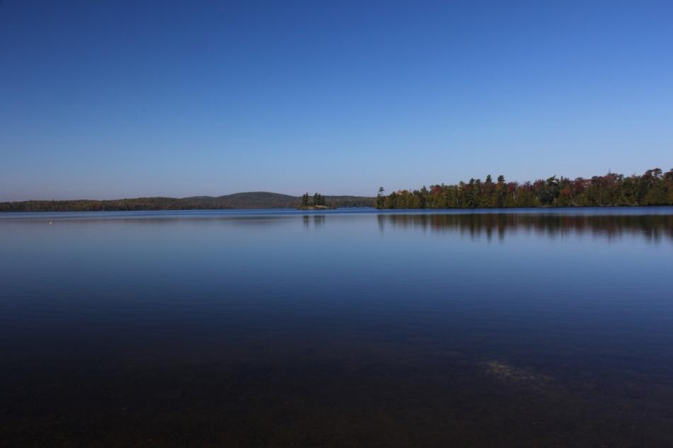 Just a lake