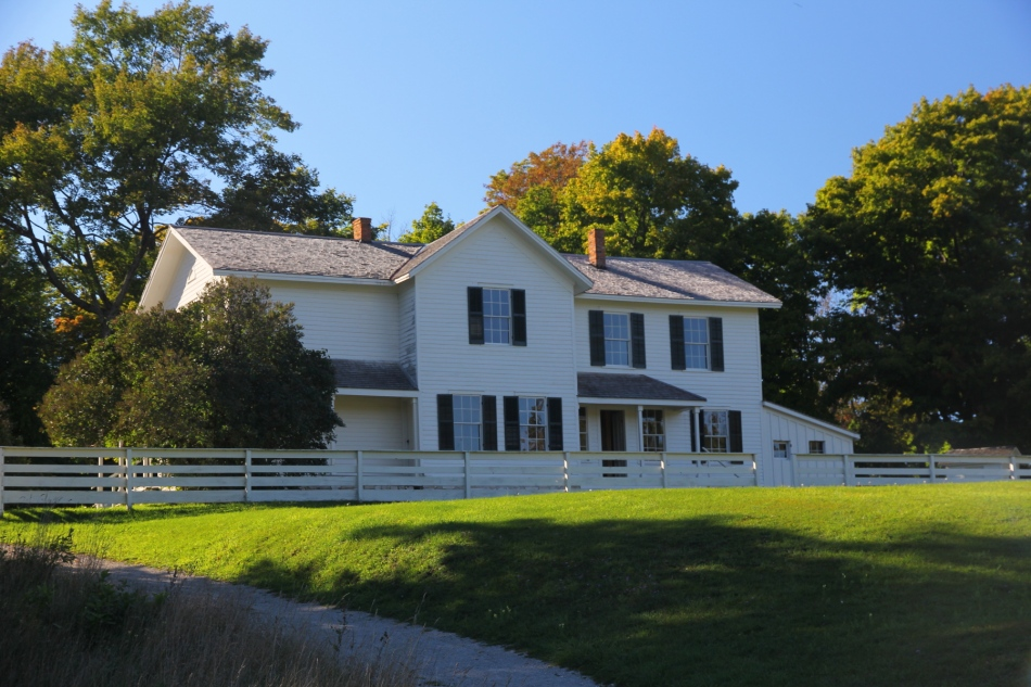 The superintendent's house