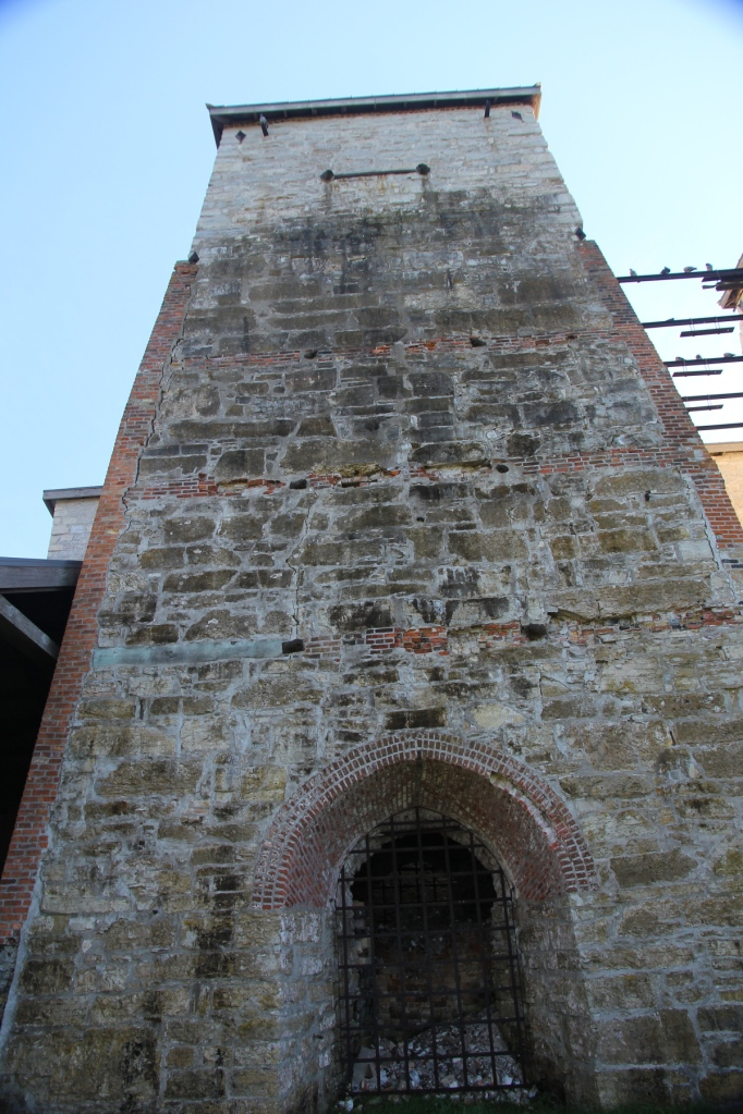 One of the furnaces