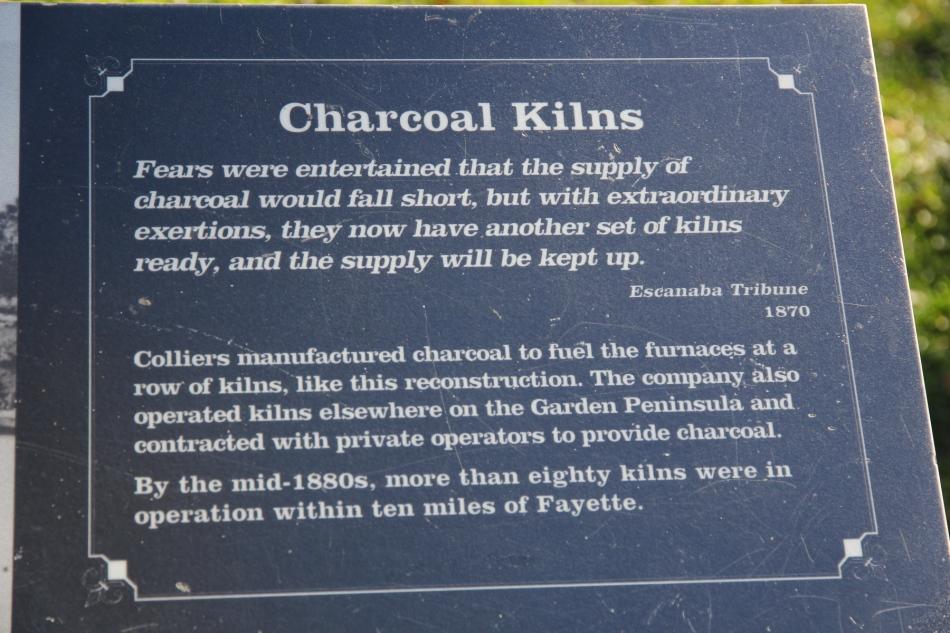 Charcoal kiln