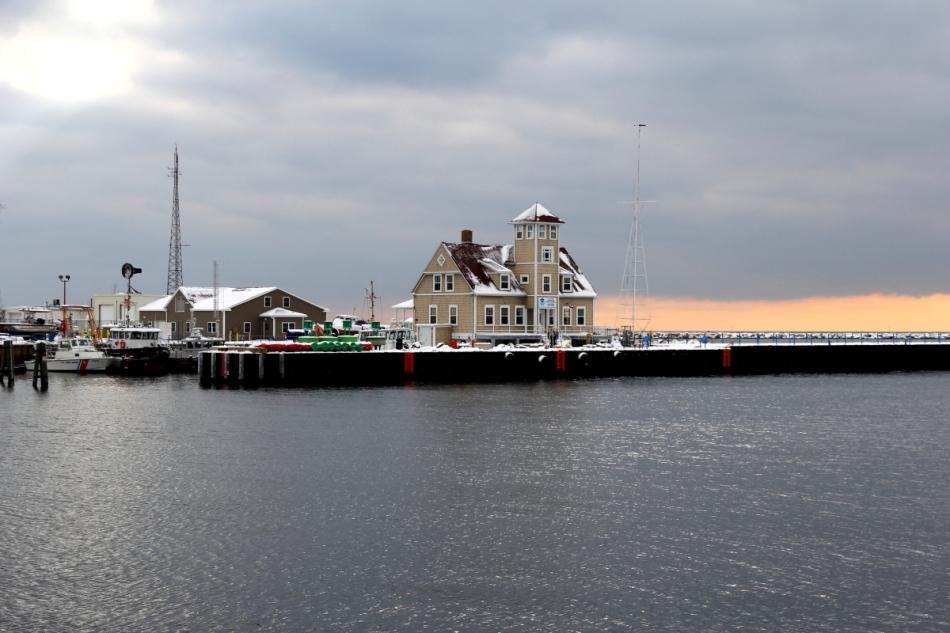 Muskegon Coast Guard Station
