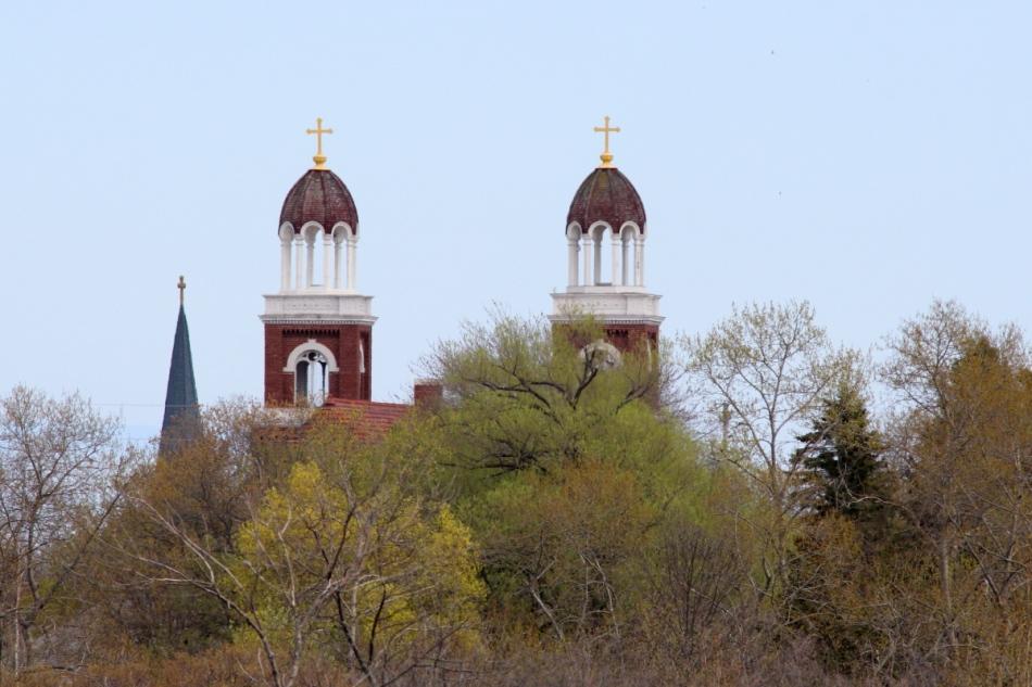 Church in Alpena, Michigan