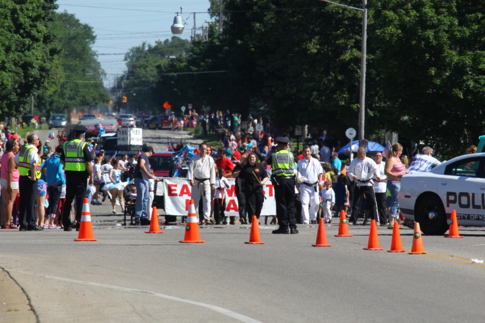Kentwood, Michigan's Fourth of July Parade