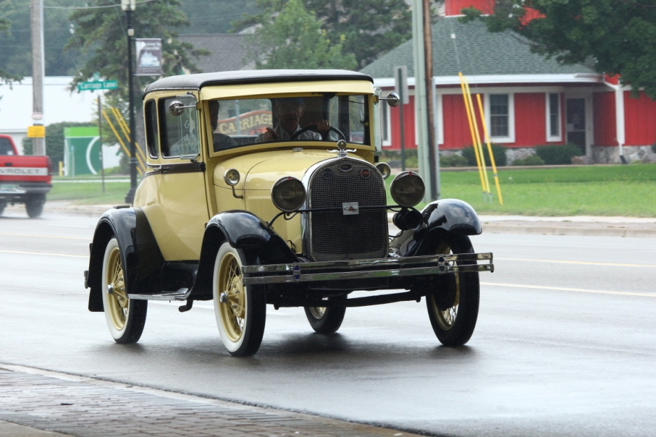 Model A Ford?