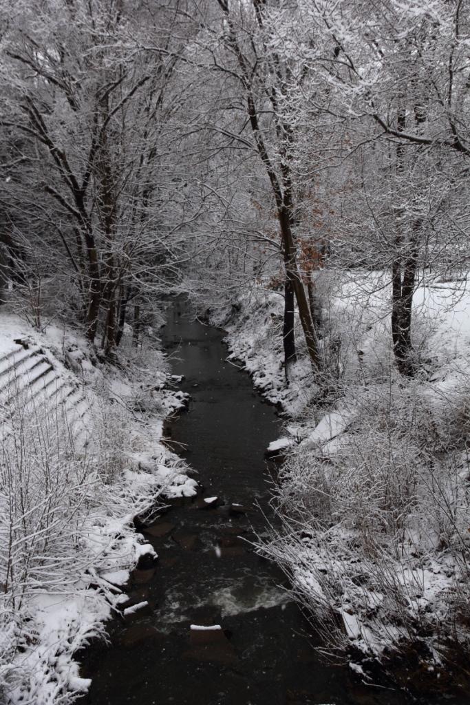 Creek scene non-HDR