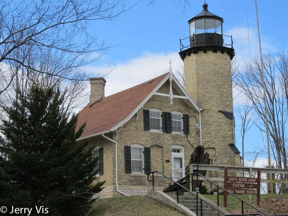 White River Lighthouse before