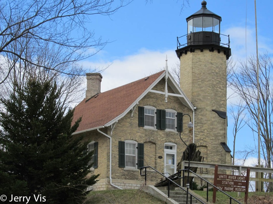 White River Lighthouse after