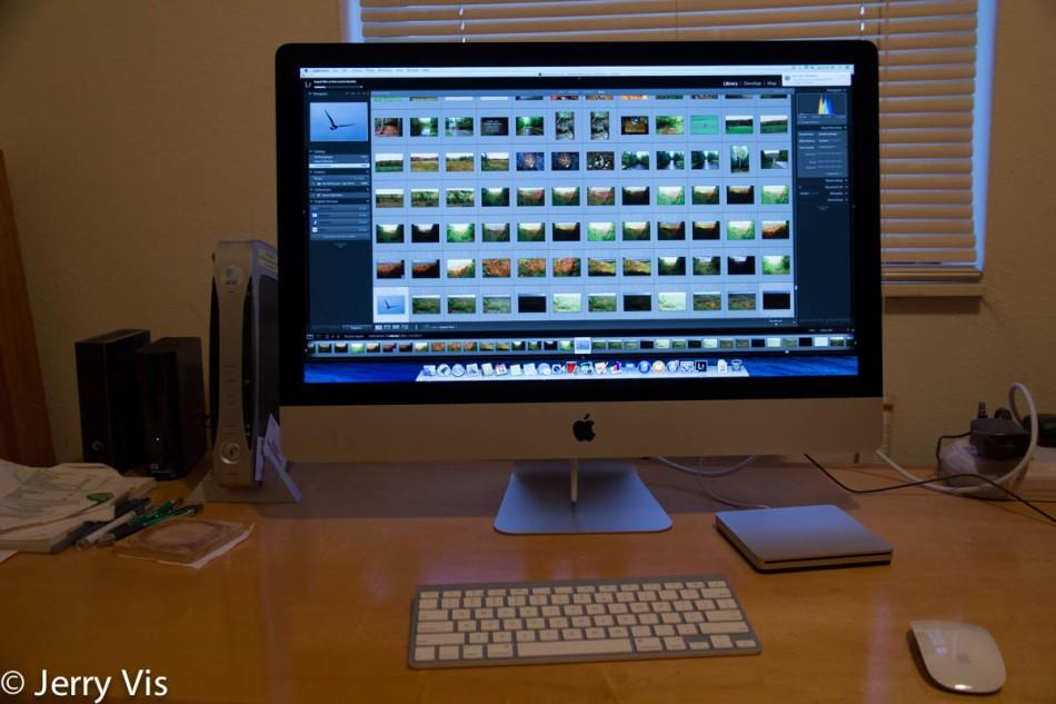 My new iMac!