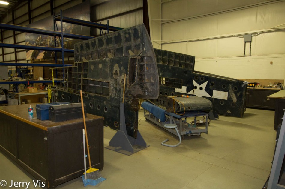 The workshop at the Airzoo