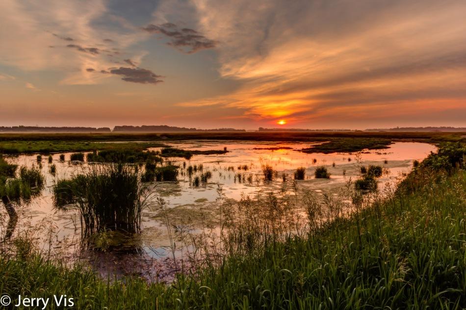 Muskegon marsh sunrise, wrong workflow