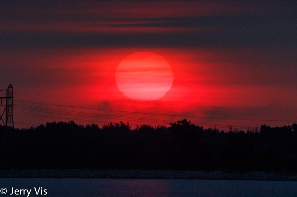 Angrier sun