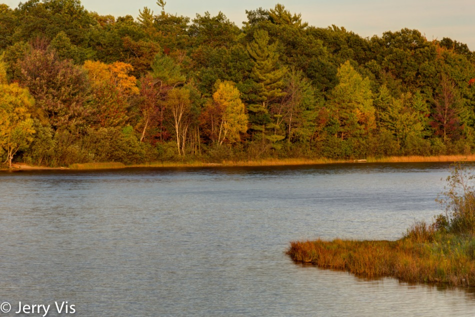 Duck Lake channel 2