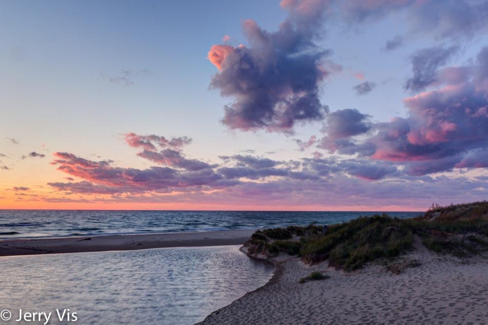 Sunset at Duck Lake 2
