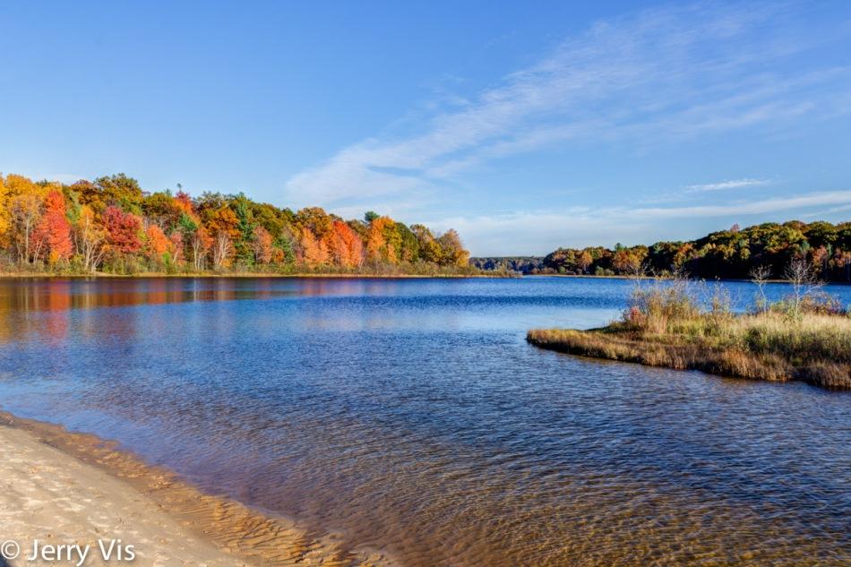 Duck Lake channel