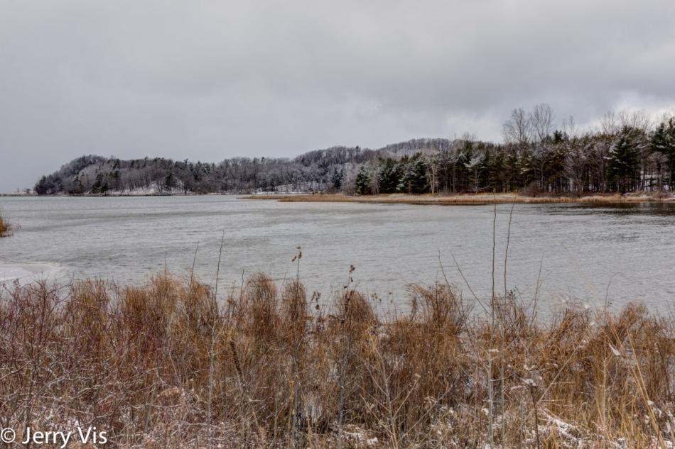 Pigeon Lake at Port Sheldon, Michigan