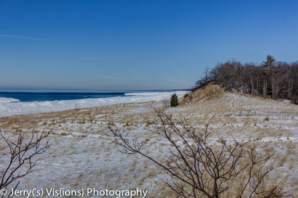 Lake Michigan shot from Port Sheldon