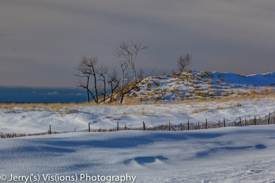 Muskegon State Park dune