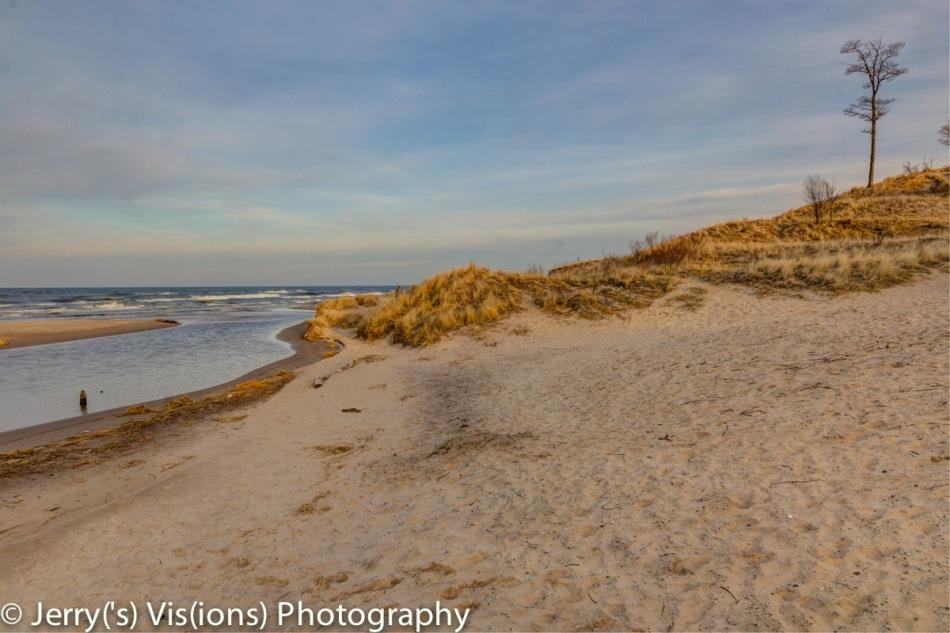 Duck Lake dune