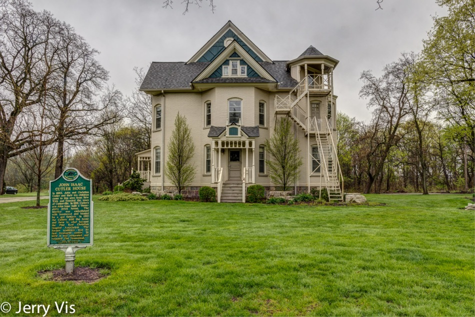 John Isaac Cutler's house