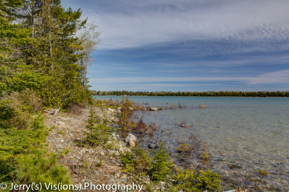 Lake Huron at Besser-Bell Natural Area 2