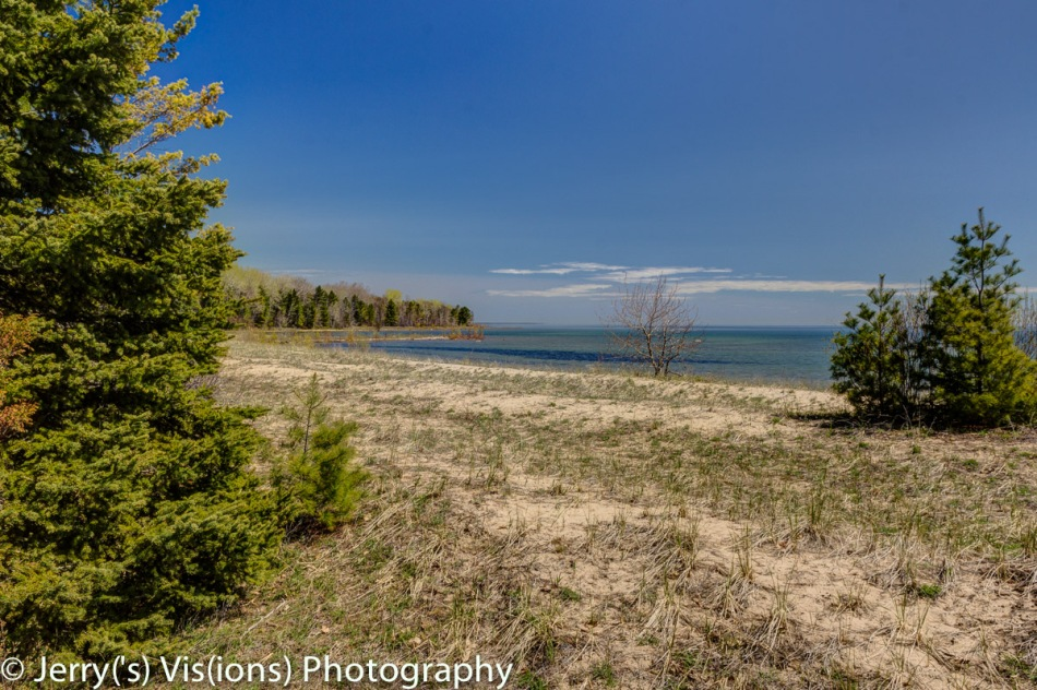 Lake Huron at Negwegon State Park 2