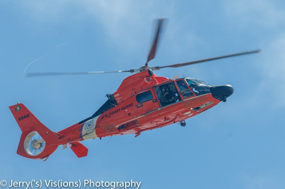 US Coast Guard helicopter 2