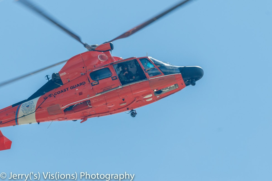 US Coast Guard helicopter 3