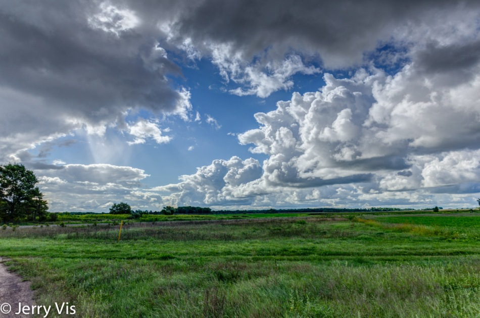 Just a cloudscape
